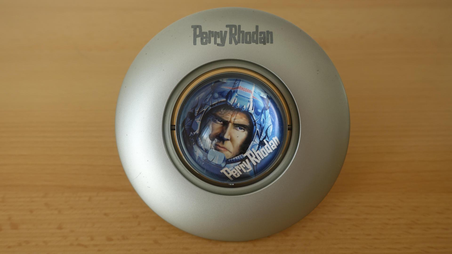 Perry Rhodan Tischuhr