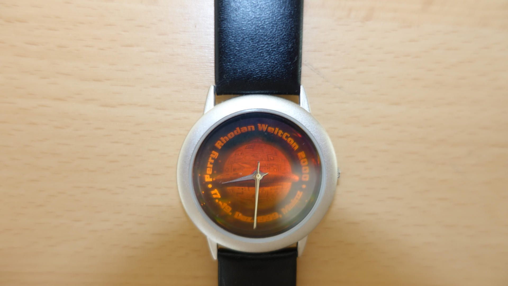 Perry Rhodan Uhr Weltcon 2000